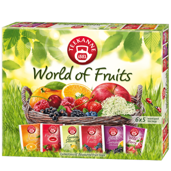 World of Fruits kolekce
